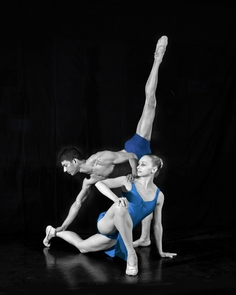 Verb Ballets, Photo Credit: Mark Horning