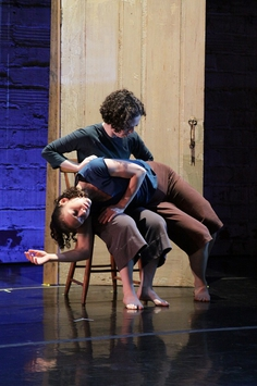 Antaeus Dance, photo Brad Petot